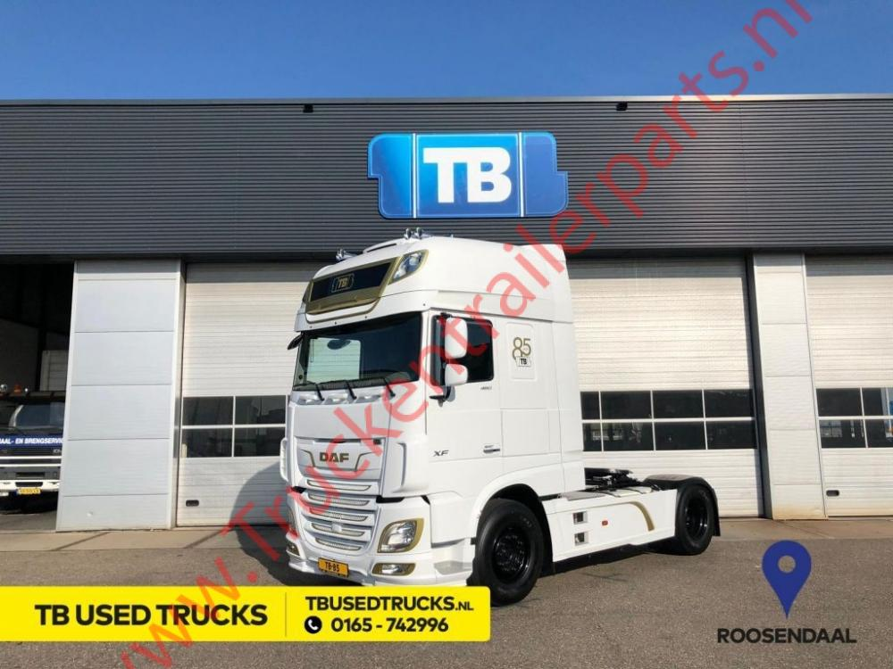 DAF XF 480 FT SSC NEW - SPECIAL EDITION Wit