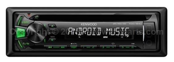 Radio CD Kenwood  KDC-164UG
