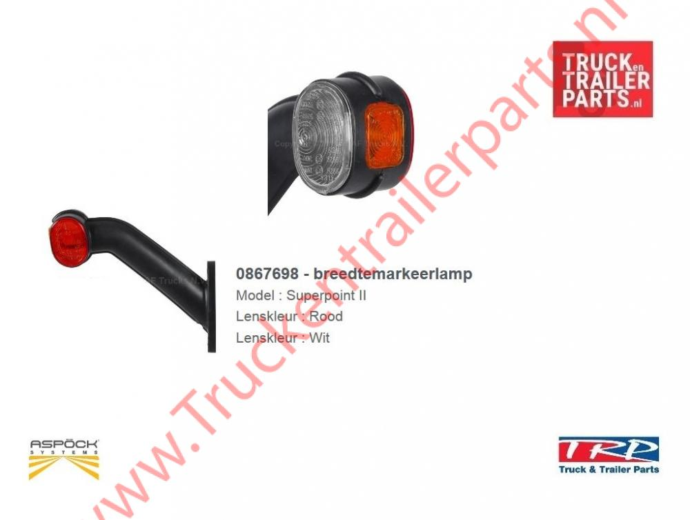 Contourlamp Breedte  Led