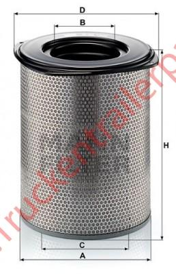 Luchtfilter element C 32 1500