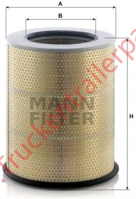 Luchtfilter element C 34 1500/1
