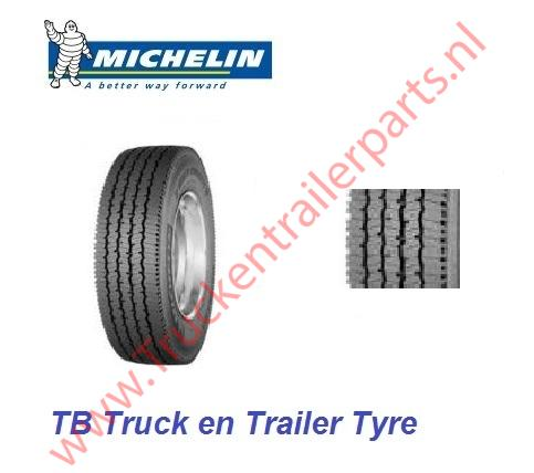 MICHELIN  Type  X MULTI D    215/75X17.5