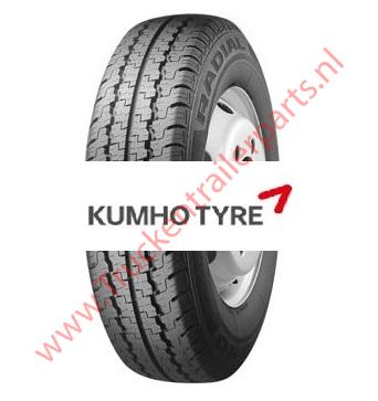 Kumho Tyres Type Radial  205/75 R16