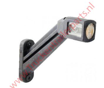 Omtreklicht rubber arm led re.