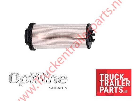 Optiline fuel filter insert