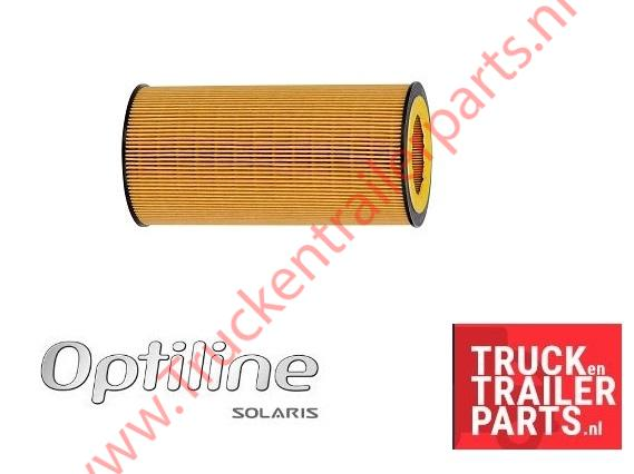 Optiline oil filter insert