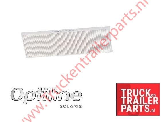 Optiline air conditioning filter