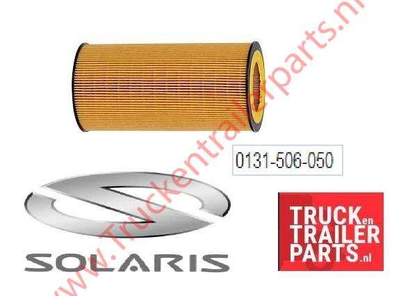 Solaris oil filter insert