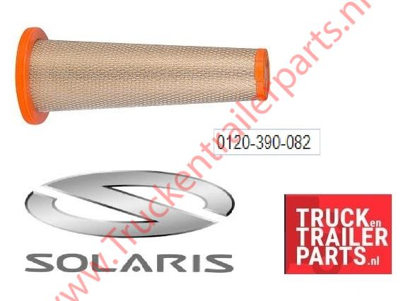 Solaris air filter