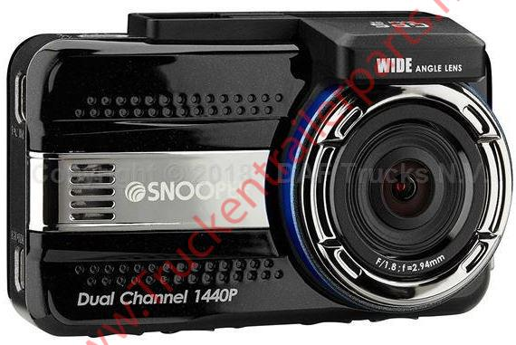 Snooper Dash Cam HD 1920p x 1080p